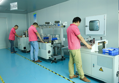 Die-cutting Department founded in Voion