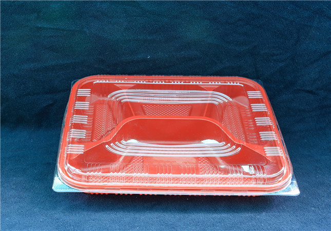 Plastic food packaging
