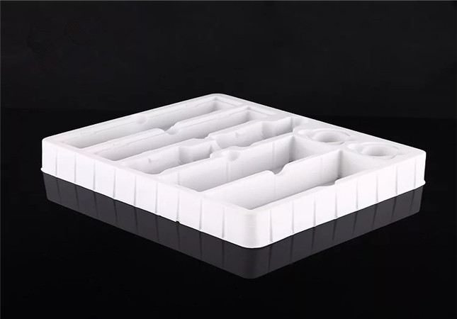 Daily products packaging trays